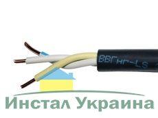 Интеркабель Кабель ВВГнг-LS-0.66 3х6.0+1х2.5